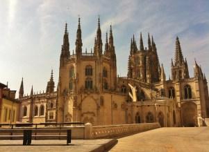 Compostelle  - Burgos