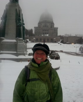 Ann Sieben - Oratoire St-Joseph (Montréal)