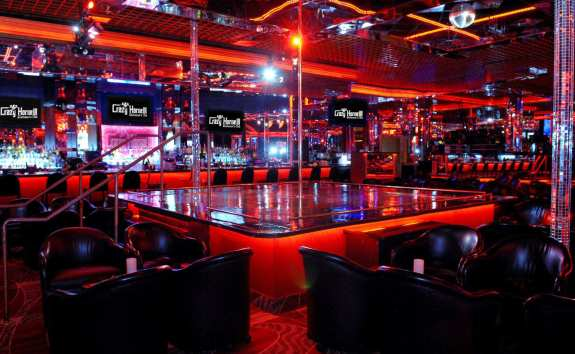 gentleman club las vegas