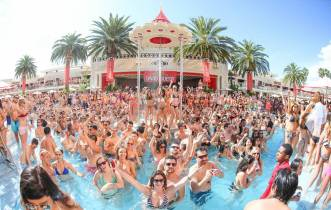 Encore Beach Club Cabanas Best Prices On Cabanas Daybeds - Encore las vegas map