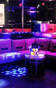 Tao nightclub vip package