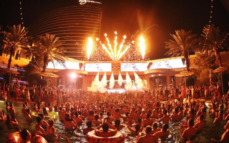 Las Vegas Events at XS Nightclub November 2015