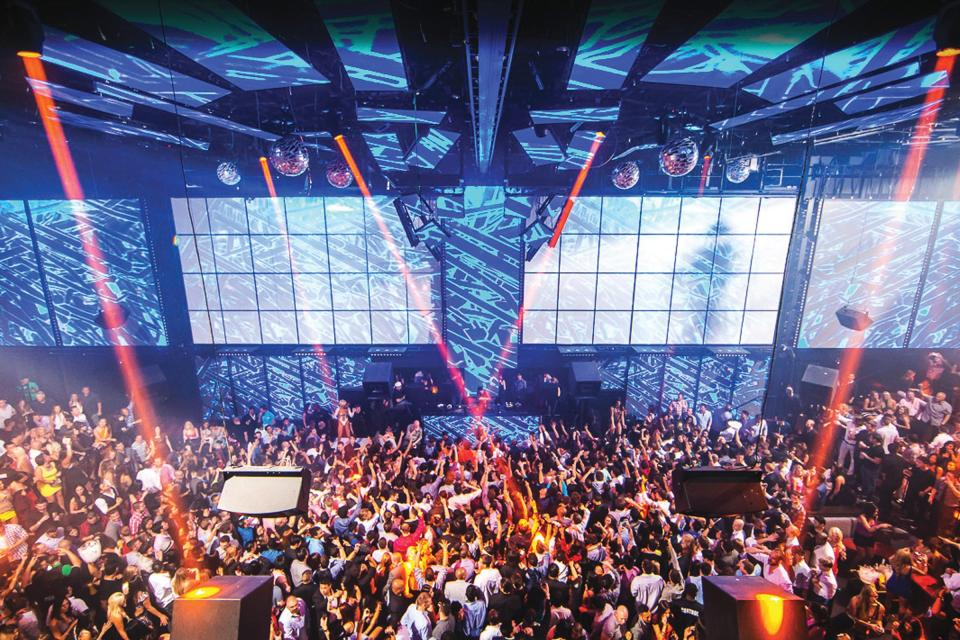 LIGHT NIGHTCLUB LAS VEGAS EVENTS MAY 2016