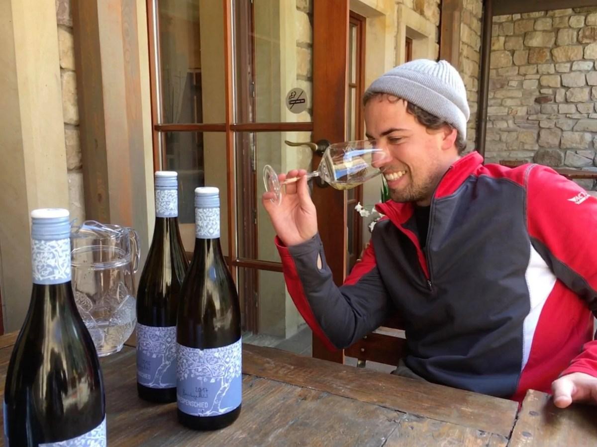 Nico Espenschied, Weingut Espenhof, Rheinhessen, Flonheim, Bottled Grapes