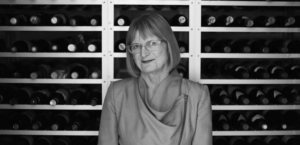Jancis Robinson: Die Weinkritikerin im Portät