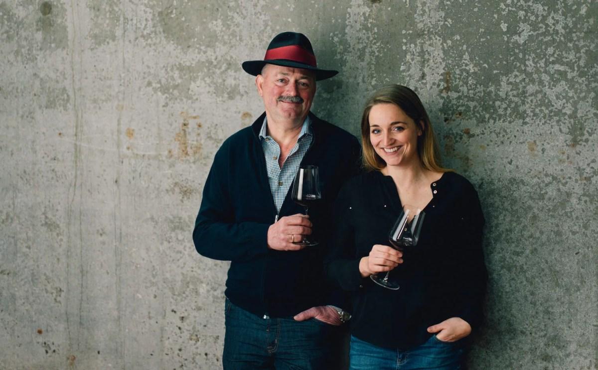 Weingut Franz und Christine Netzl und die große Zweigelt-Liebe
