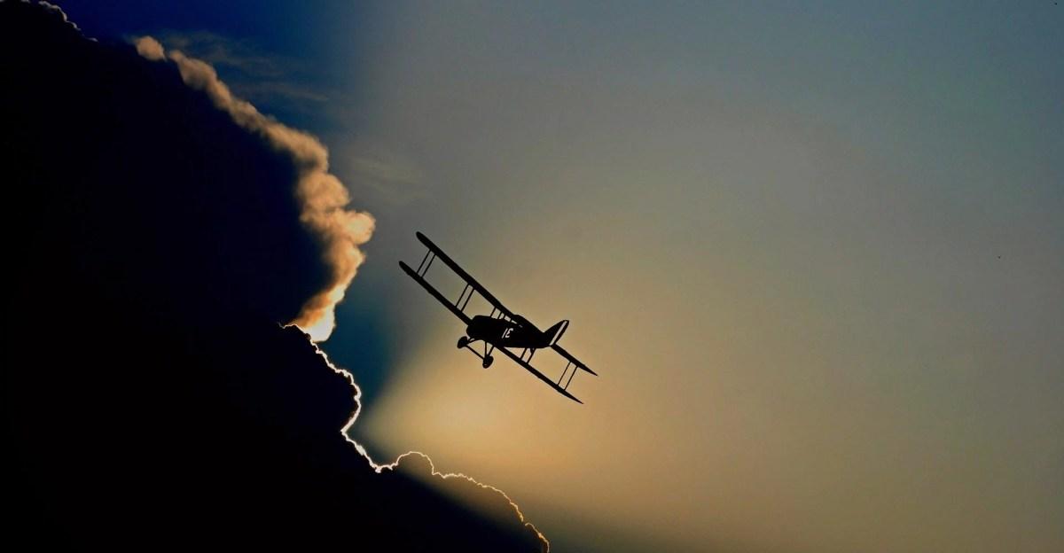 Hagelflieger: Rebenschutz aus dem Himmel