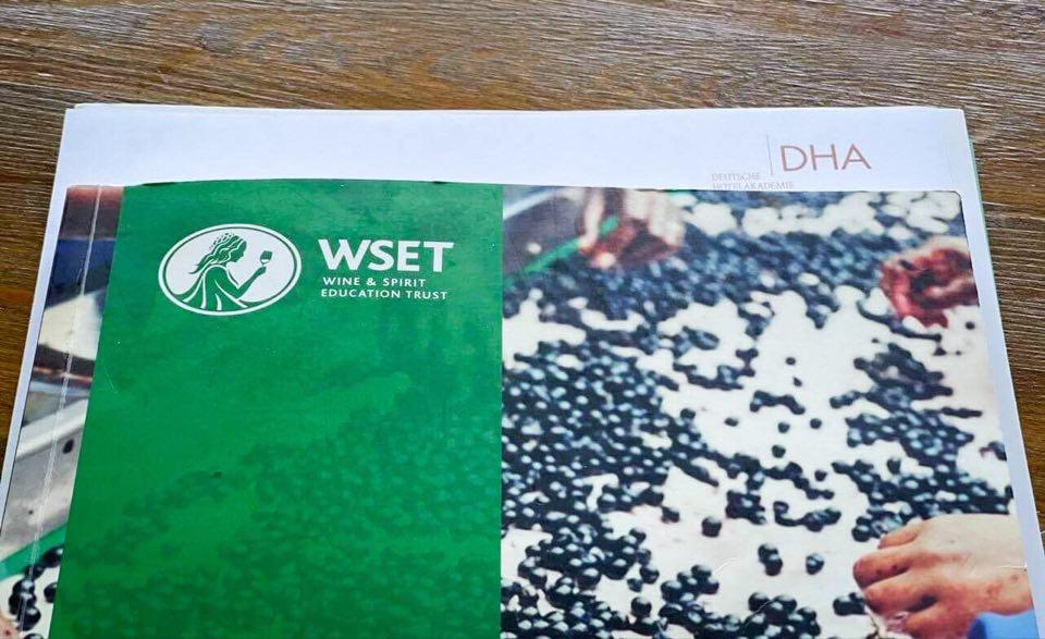 WSET Level 3 mit der Deutschen Hotelakademie