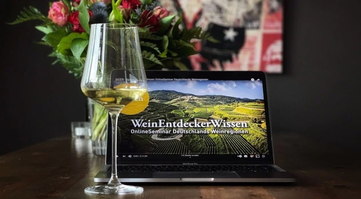 WeinEntdeckerWissen: Online-Reihe des Deutschen Weininstituts