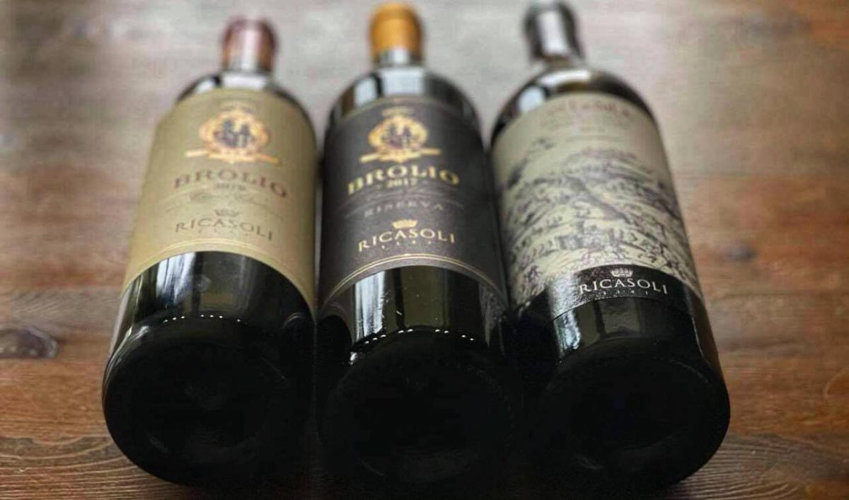 Barone Ricasoli und der Chianti-Ursprung