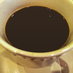 Cup 2, earlier this morning.