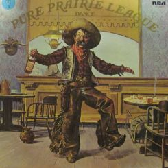 Pure Prairie League Dance Album Cover