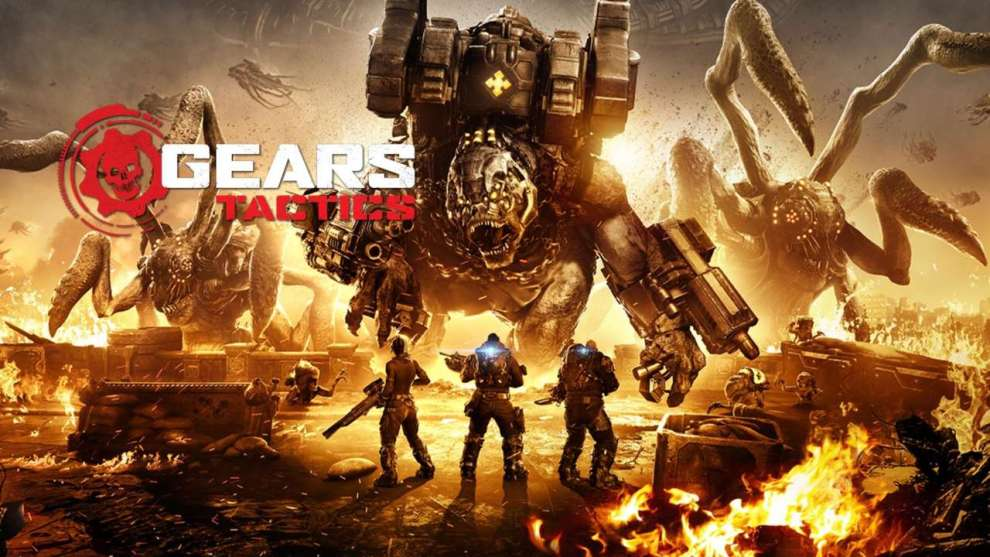 Gears Tactics game tasting