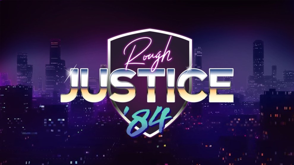 Rough Justice '84 game tasting