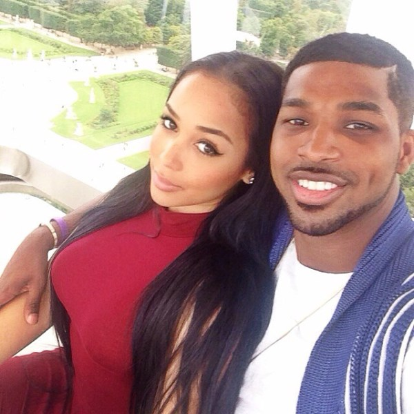 Here are 28 pictures of Tristan Thompson's girlfriend ...