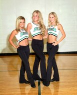 Lindsay Bacigalupo, Rachel Brunette and Stephanie Estes