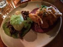 Machete Tacos.. YUM!