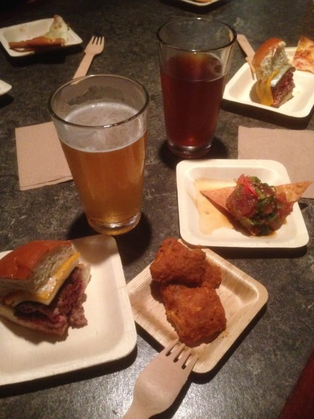 Great food and beer from Yardhouse