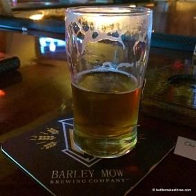 Barley Mow Brewing Co, Largo FL   BottleMakesThree.com