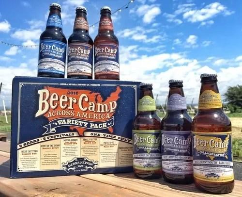 Sierra Nevada 2016 Beer Camp Across America 6-Pack | BottleMakesThree.com