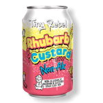 Tiny Rebel Brewing Co – Rhubarb & Custard Sour (Non alco)
