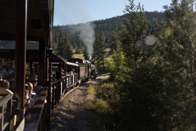 Kettle Valley Heritage Steam Train