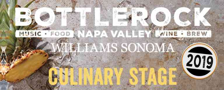 Bottlerock Culinary Stage Lineup