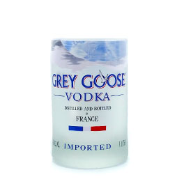Grey Goose Vodka Rocks Glass
