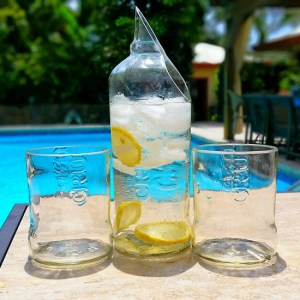 Clear Carafe 16oz