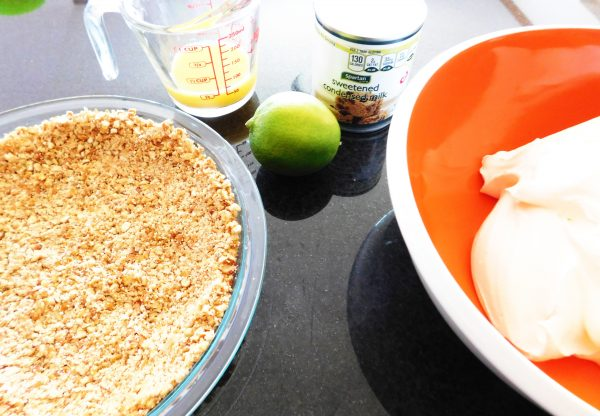 Margarita Pie | Bottom Left of the Mitten
