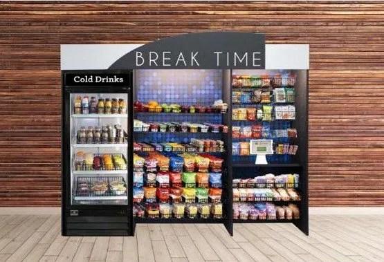 Micro markets | Bottoms Up Vending