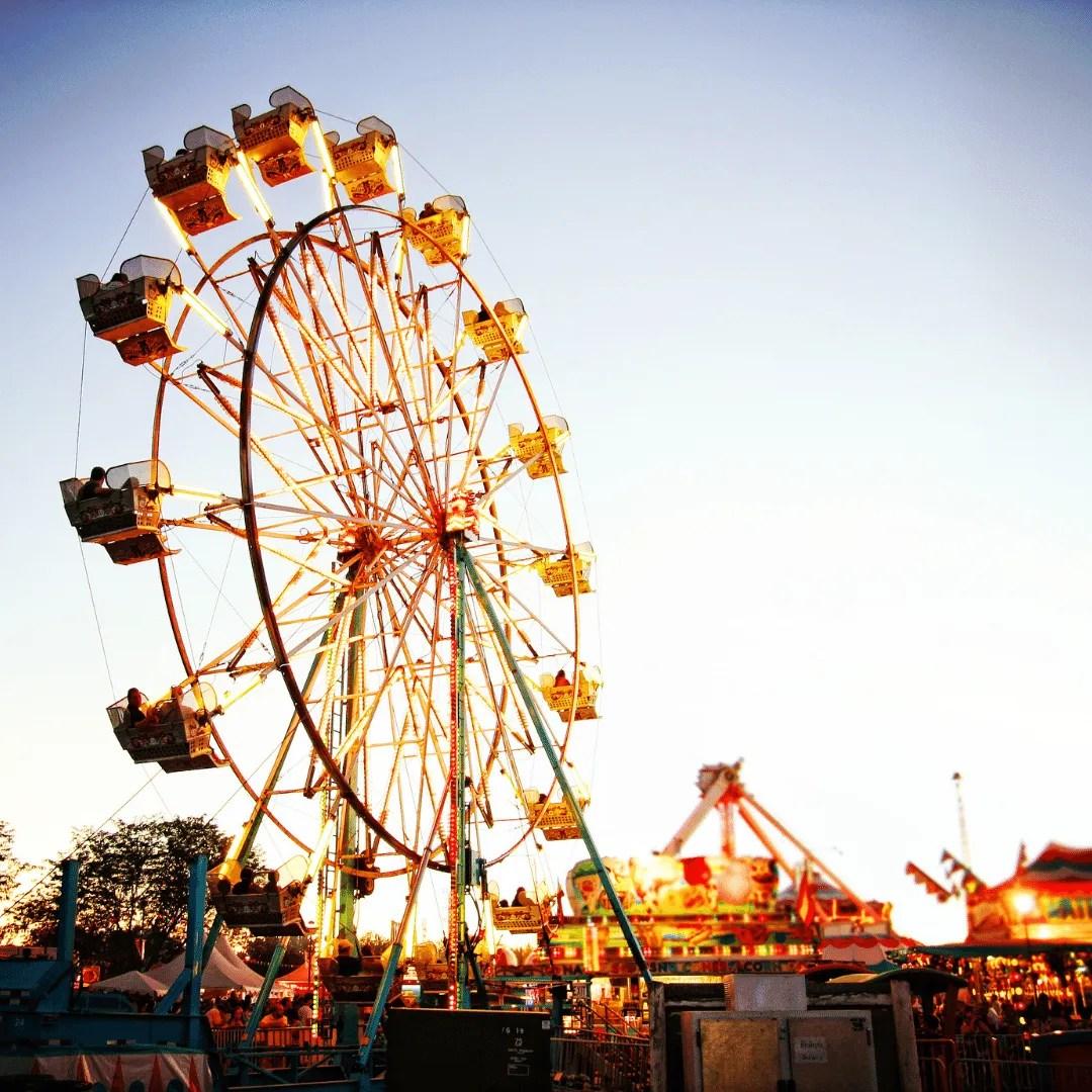 Vending for Theme Parks