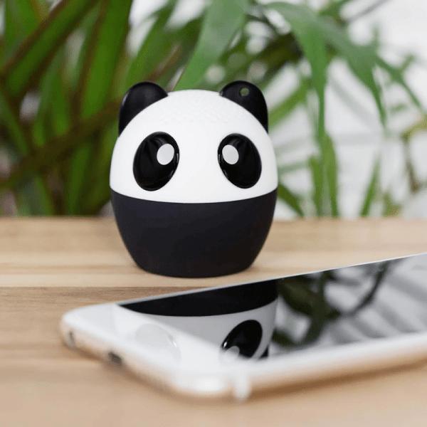 Enceinte Portable Bluetooth Animal Speaker Panda
