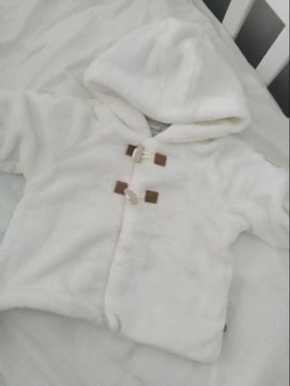 Manteau bebe obaibi