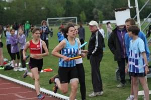 Manon idéalement placée après 400m