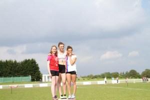Léa vice-championne de l'Oise sur 100m