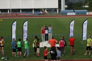 Lucas, vice-champion de Picardie sur 200m haies