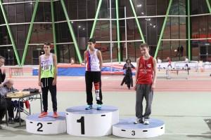 Thomas 3em sur 1000m