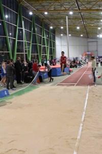 Jimmy bat son record avec 5m80 pour l'emporter en espoirs à la longueur