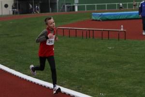 Lucas sur 1000m