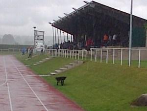 La pluie sur Orry-la-Ville