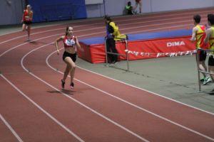Marion championne de l'Oise du 400m