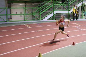 Marion pour terminer le 4*200m