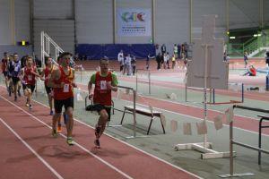 Mathieu en tête sur 1000m lors du 1er tour