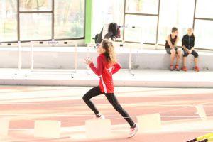Lucie sur 1000m