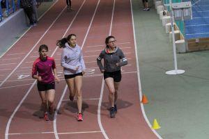 Footing de récup après le 400m...