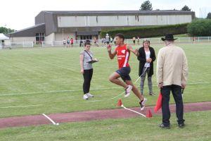 Marc au triple saut