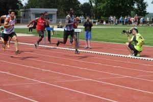 Bruno sur 100m