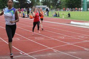 Constance sur 100m
