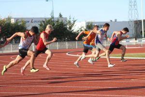 Kilian sur 100m